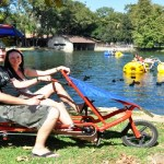 Wheel Fun Rentals at Irvine Park Bike and Paddle Boat Giveaway