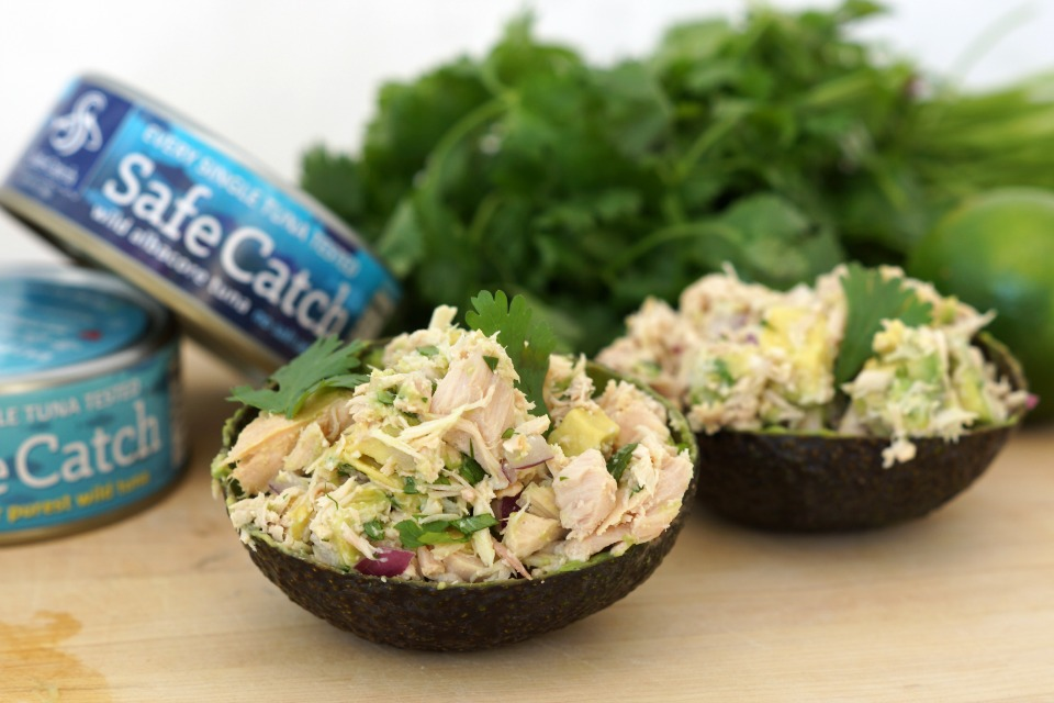 Avocado Tuna Recipe