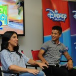 Chrissie Fit and Jordan Fisher Dish on Disney's Teen Beach 2