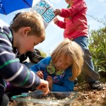 'Eco Tots' Garden Fun and Learning at The Ecology Center (Giveaway)