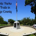 Patriotic Parks and Trails in Orange County