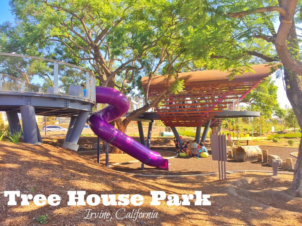 Tree House Park Beacon Park Irvine