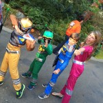 Dino Charge Your Halloween with Power Rangers