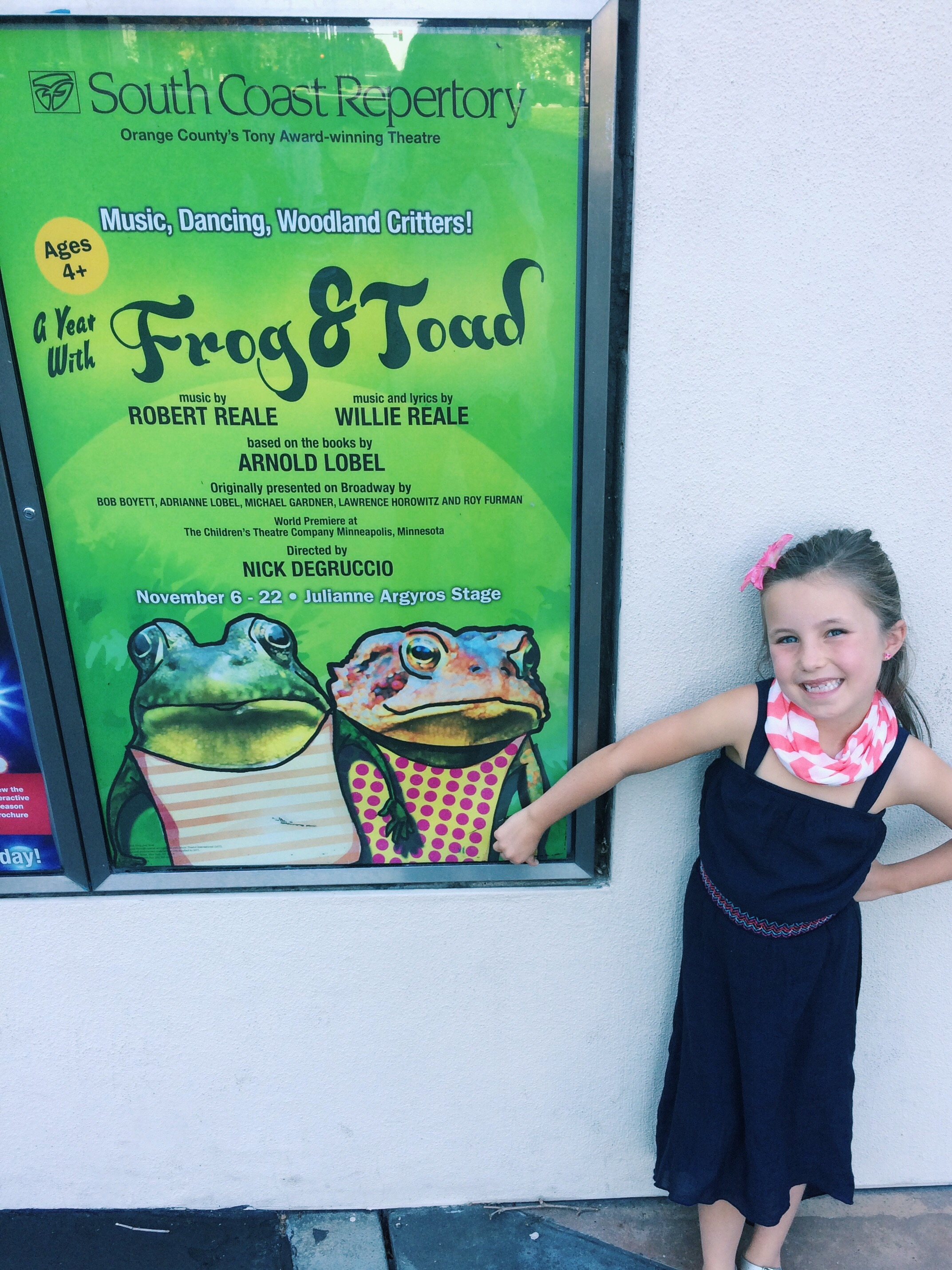 A Year with Frog and Toad at South Coast Repertory | OC Mom Blog