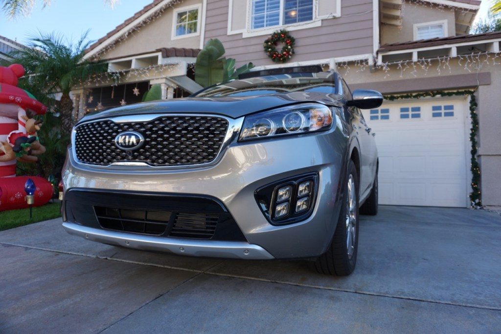 2016 Kia Sorento at Home