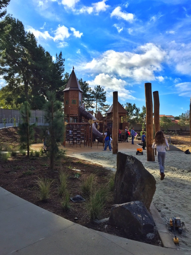 Play Structure Adventure Playground