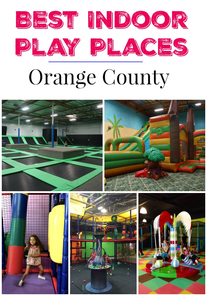 Best Indoor Play Places Orange County
