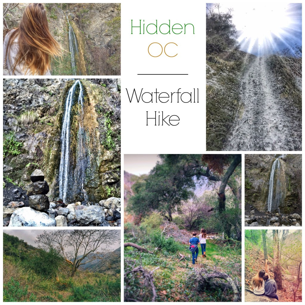 Hidden OC Waterfall Hike