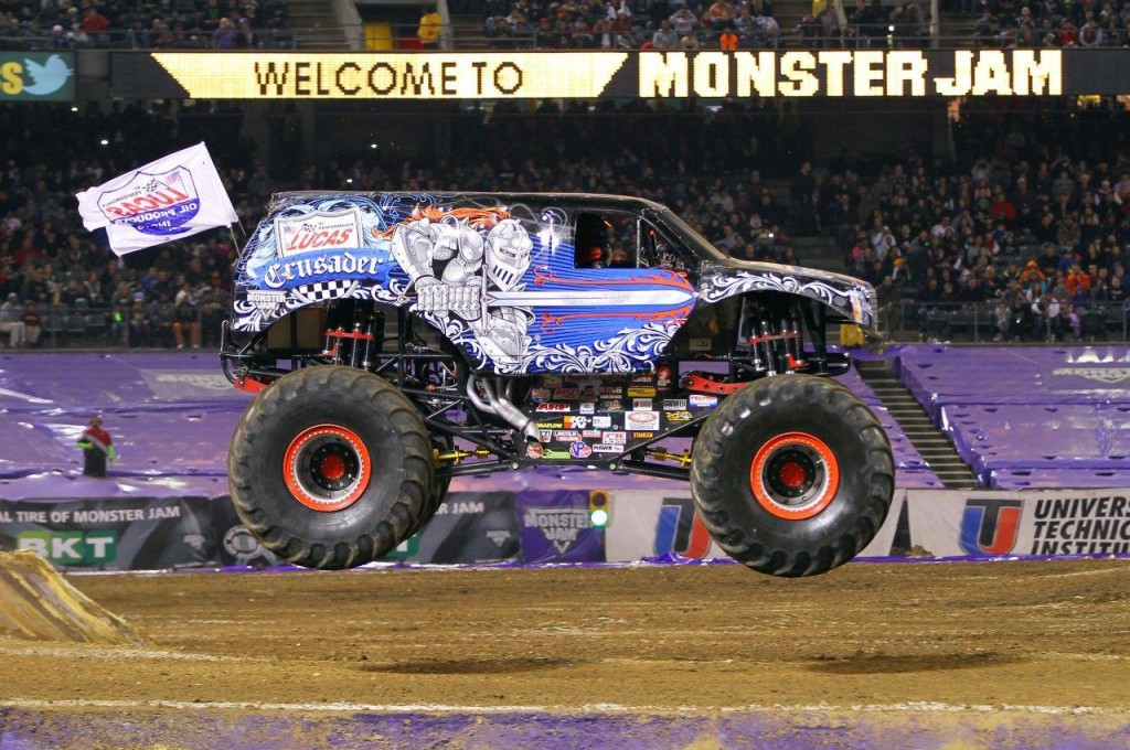 Lucas Oil Crusader Monster Truck