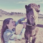 Visit a Real Oasis Camel Dairy Farm in San Diego