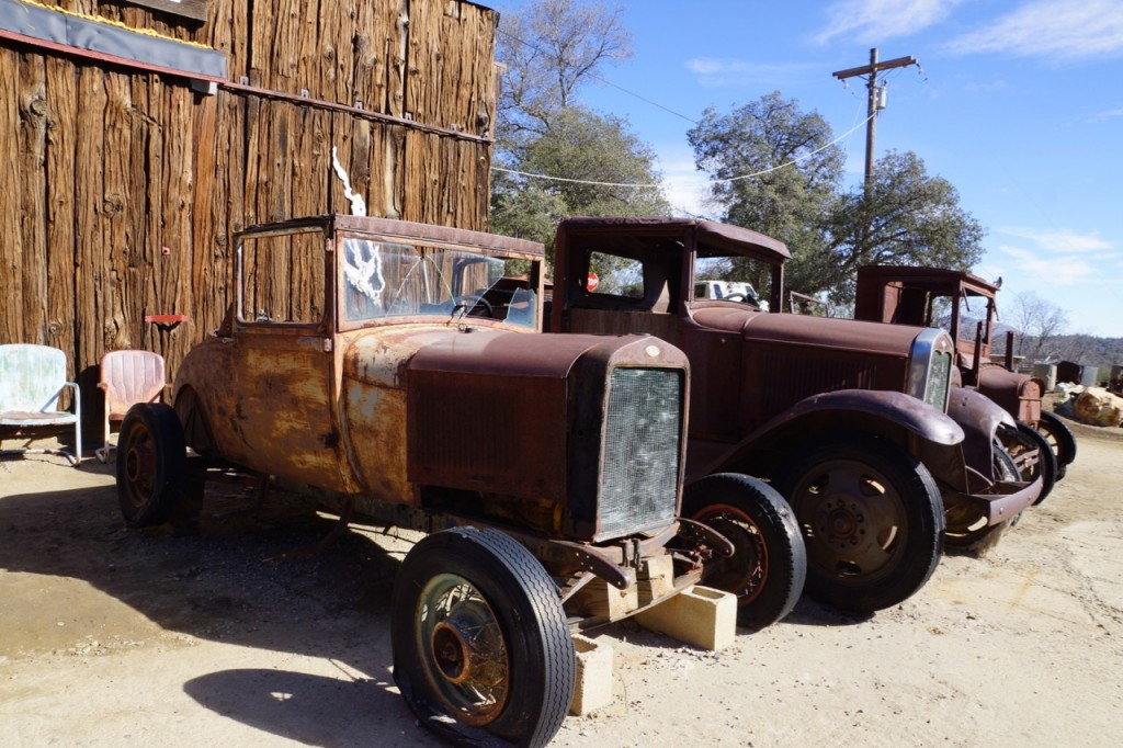 Old Antique Ford Cars