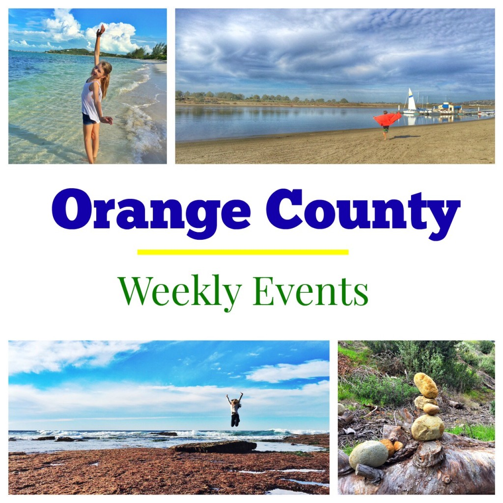 Orange County Weekly Events