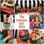 The American Girl Cafe in Los Angeles