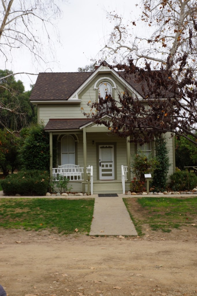 The Weber House in La Verne