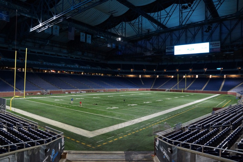 Tour of Ford Field