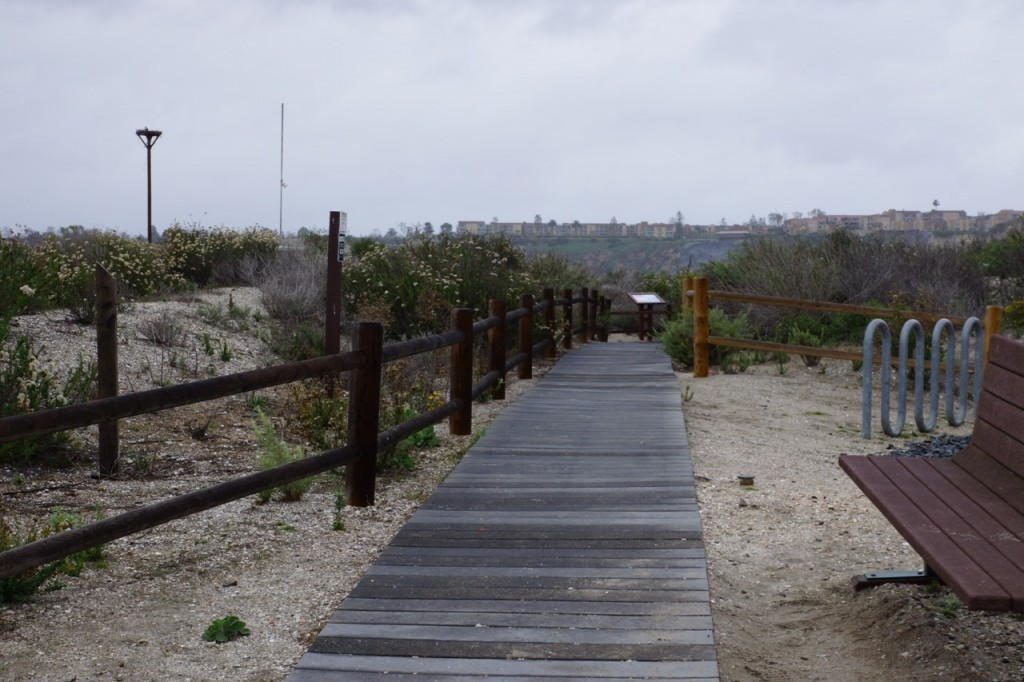 trail in back bay newport beach