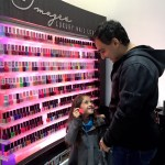 Daddy and Daughter Date Night at Images Luxury Nail Lounge