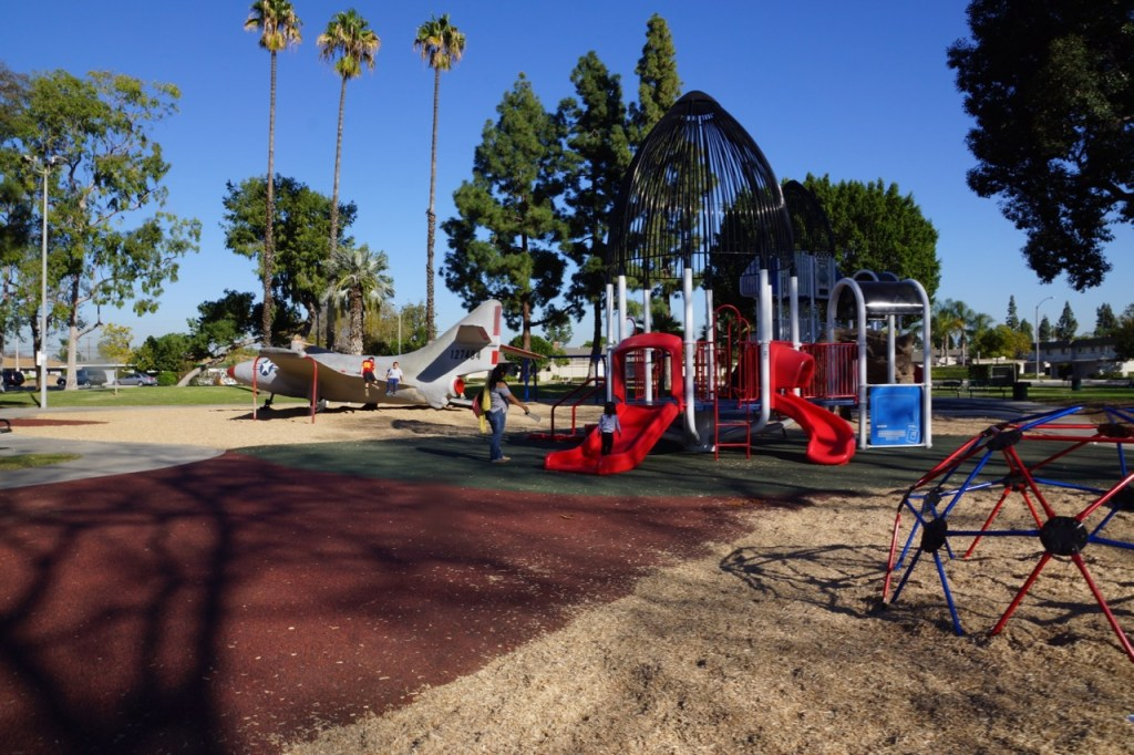 Boysen Park Play Structure