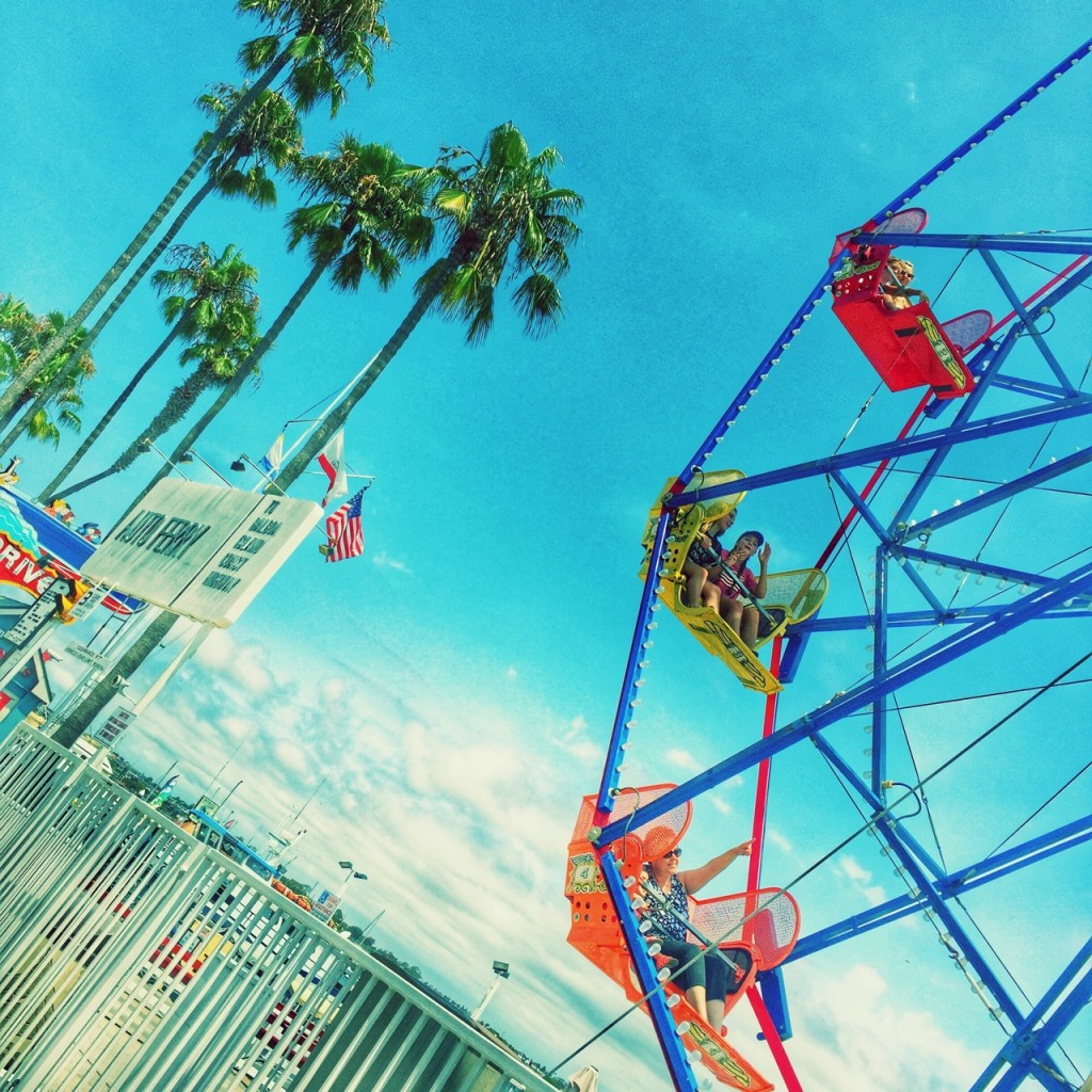 Newport Beach Ferris Wheel