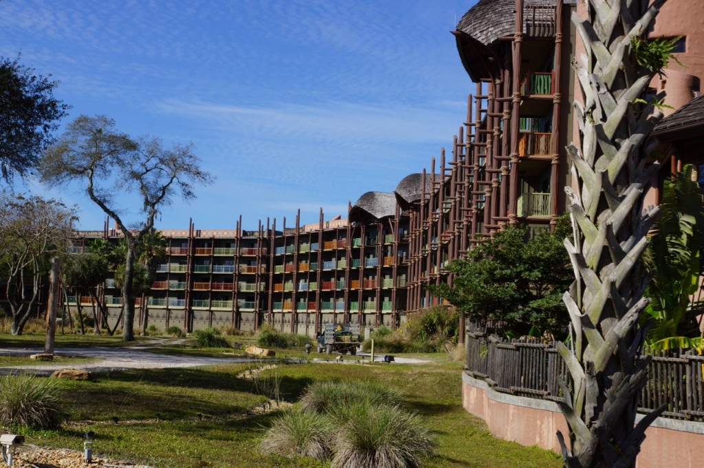animal kingdom lodge in florida