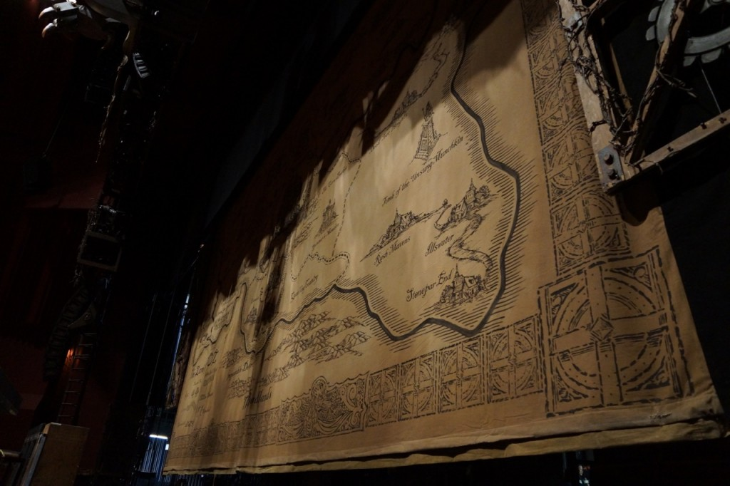 the map for wicked
