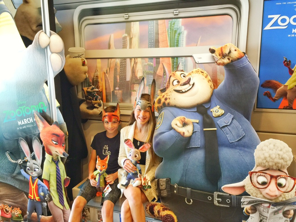 Funny Family Film Zootopia Oc Mom Blog