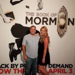 The Book of Mormon Date Night