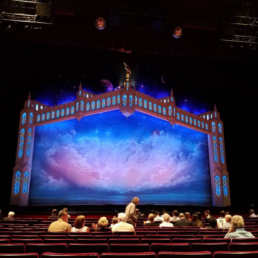 Book of Mormon at the Segerstrom Center for the Arts