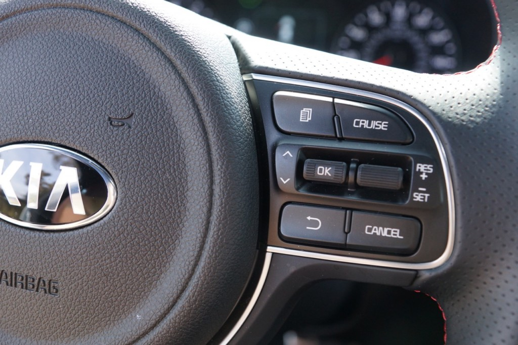 Cruise control for the optima