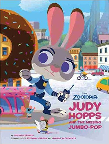 Judy Hopps and the Missing Jumbo Pop