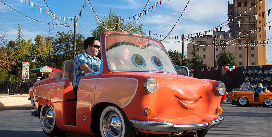 Luigi's Rollickin' Roadsters with guest