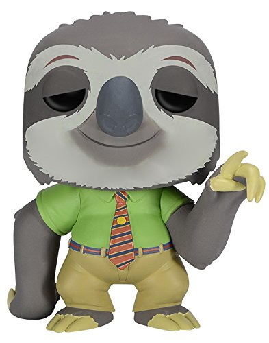 Sloth Zootopia Pop