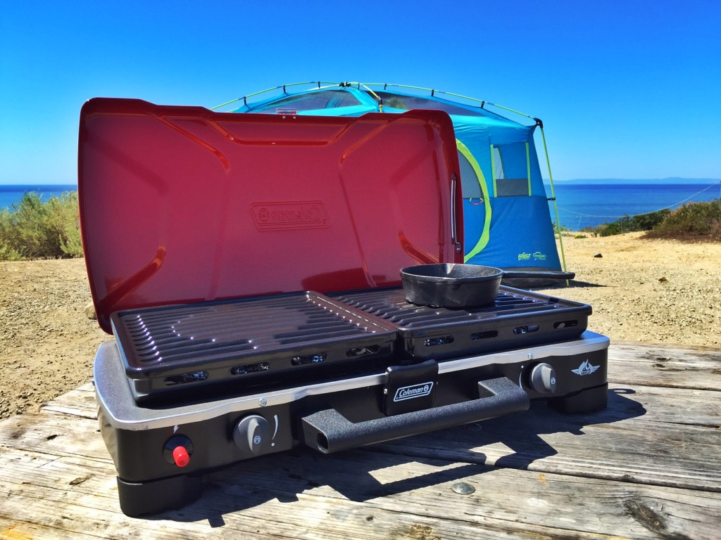 Crystal Cove Camping