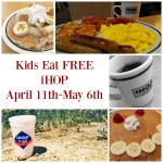 Limited-Time Kids Eat Free at iHop Restaurants