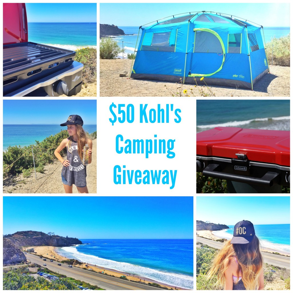 Kohl's Camping Giveaway