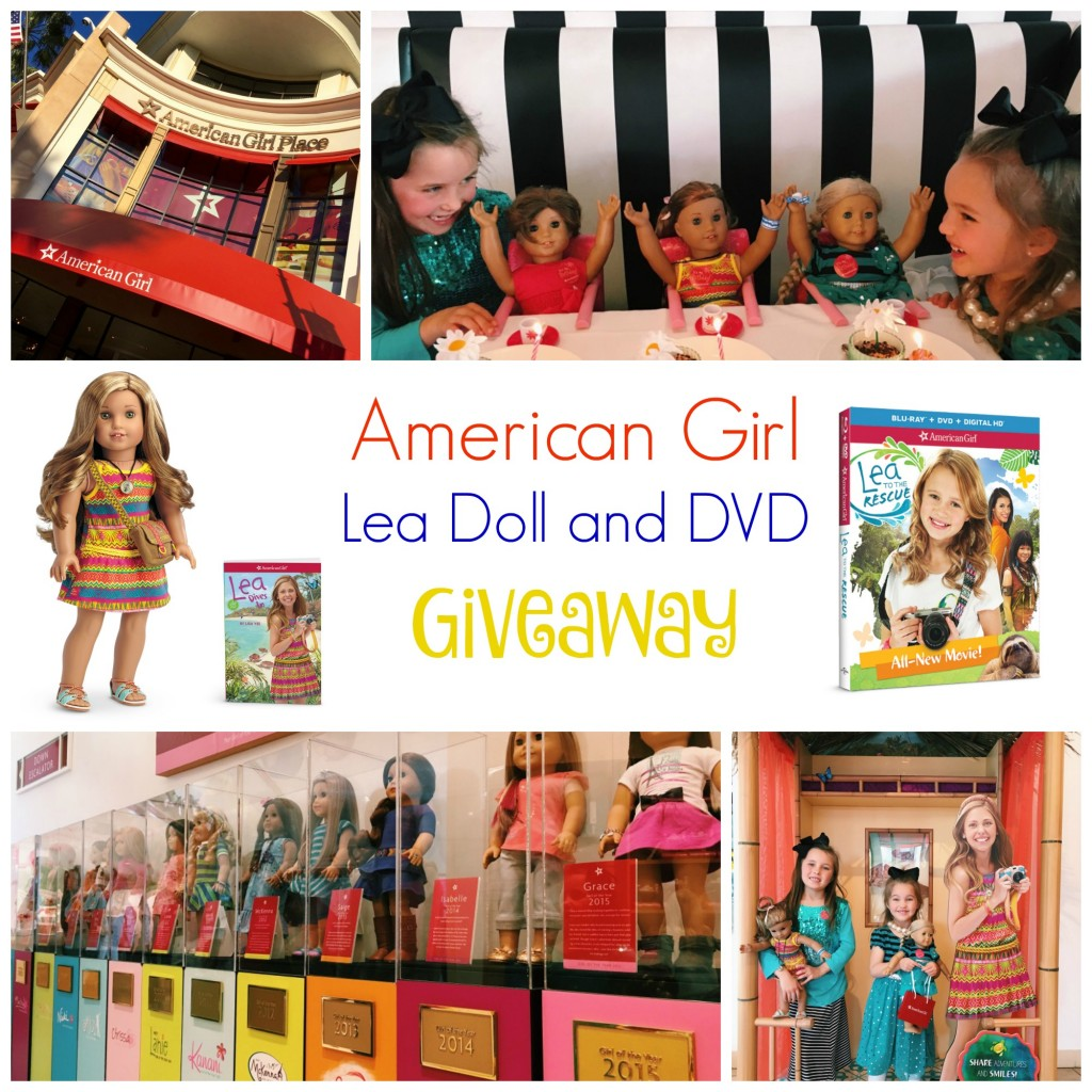 American Girl Lea Doll Giveaway