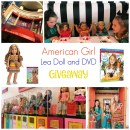 American Girl: Lea to the Rescue Movie Debut (Giveaway)