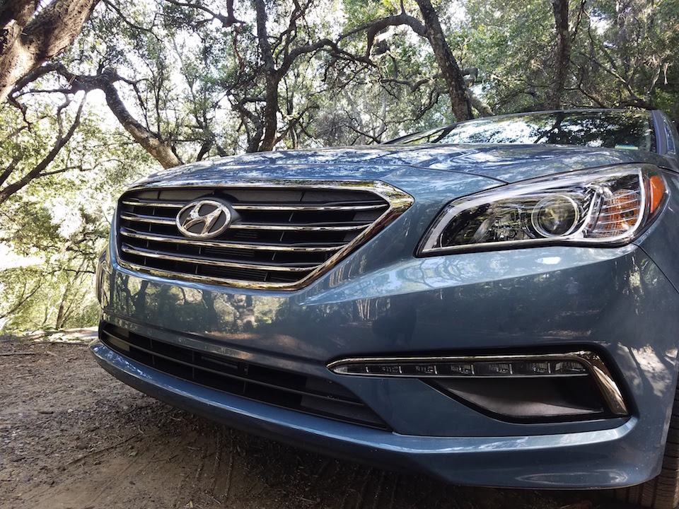 Beautiful Hyundai Sonata Eco