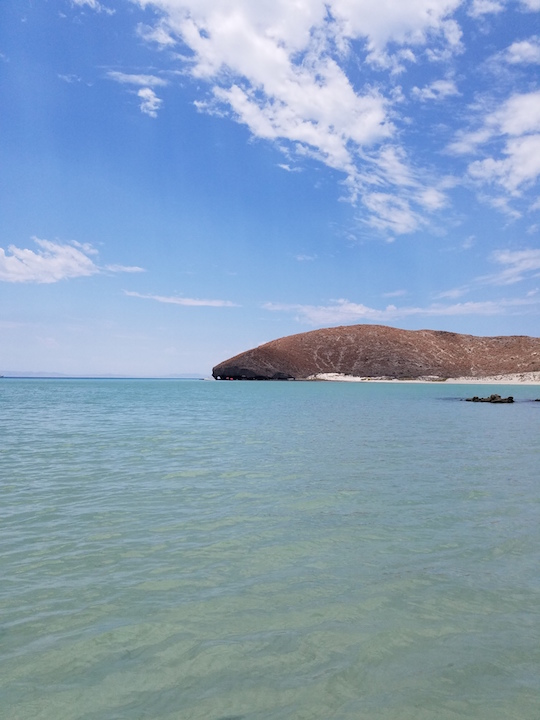 Best Beach in La Paz