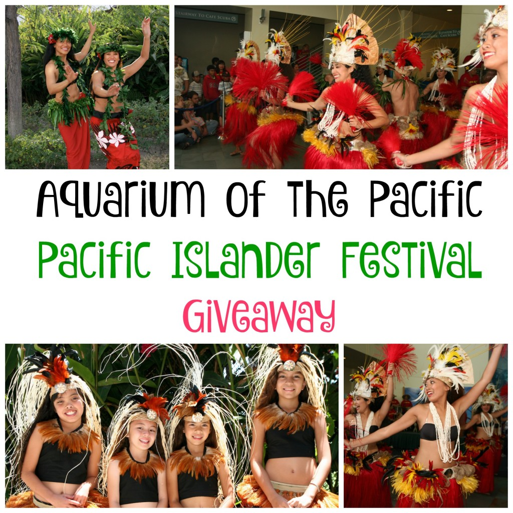 Pacific Islander Festival Giveaway