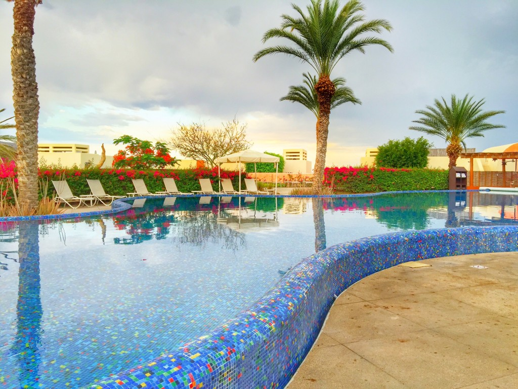 Relaxing at Costa Baja Resort & Spa