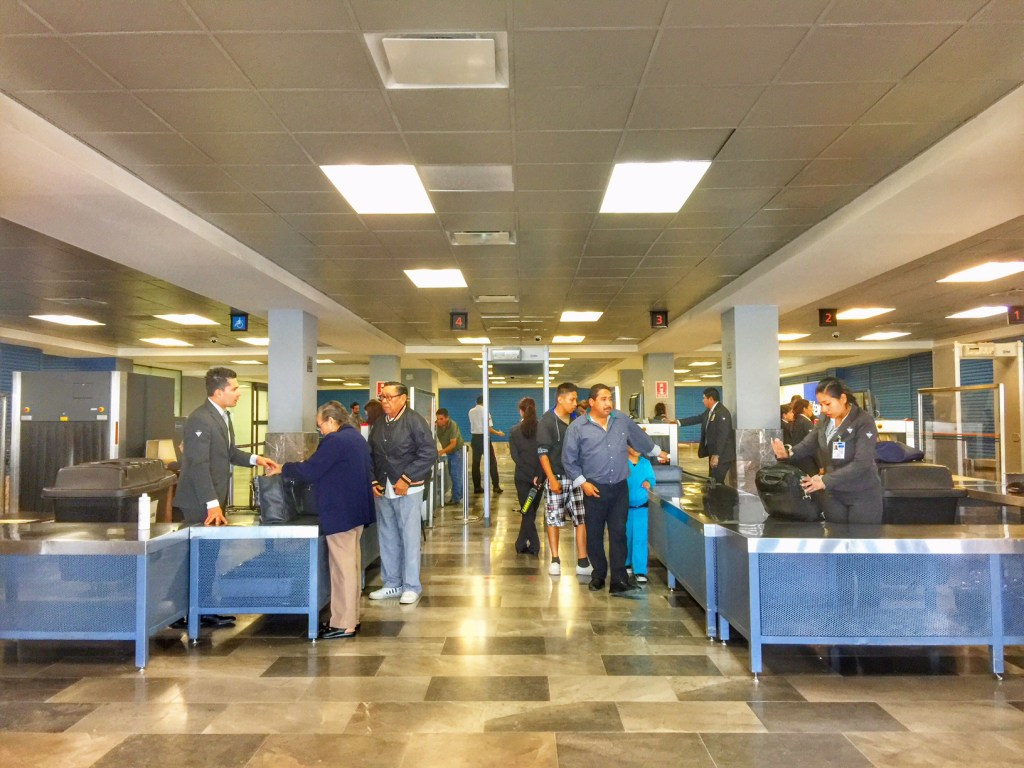 Tijuana Airport Customs