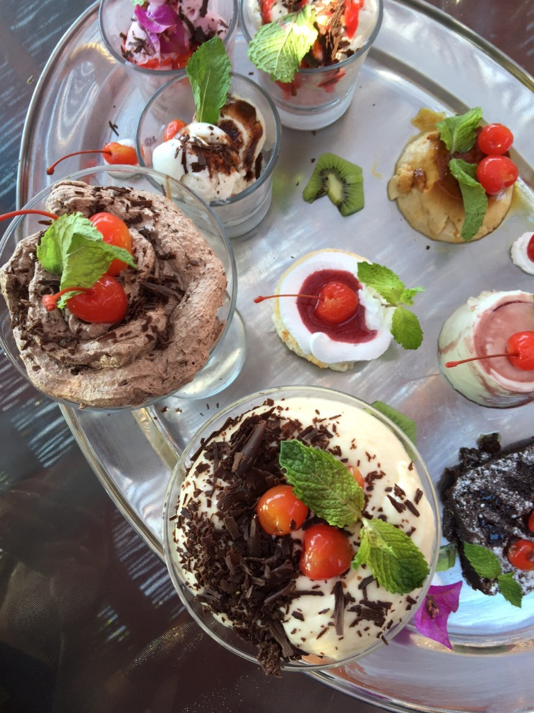 Variety of Desserts at Bismarkcito