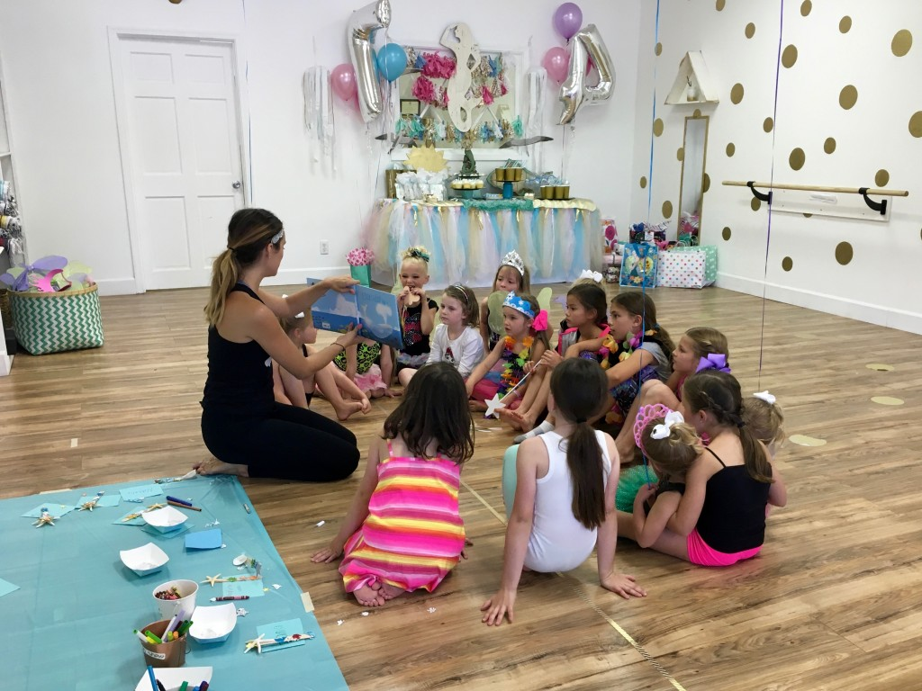 storytime at Grace + Zen