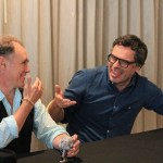 Mark Rylance and Jemaine Clement on Becoming Giants in The BFG