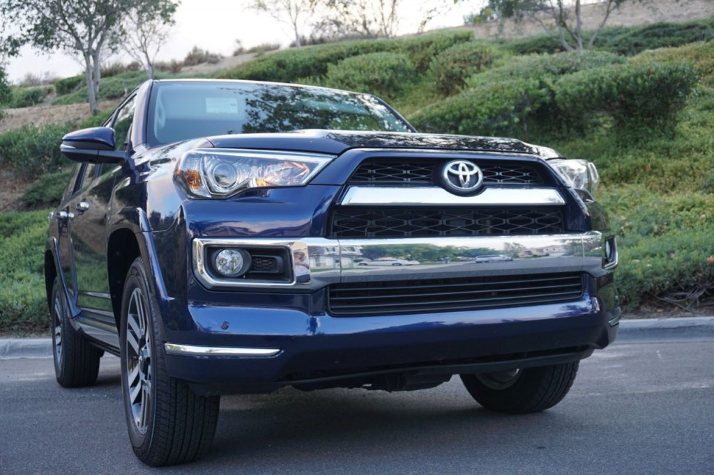 Perfect family SUV 4Runner