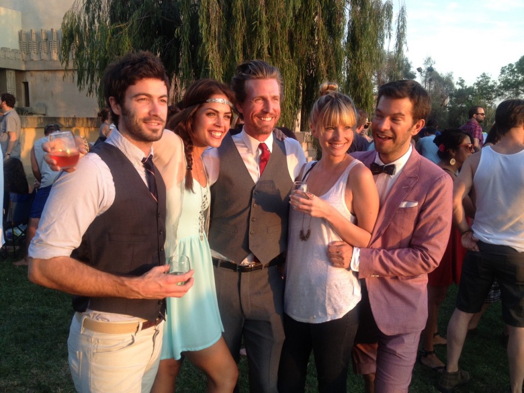 "Barnsdall's ""Breaking Convention"" Summer Soiree"