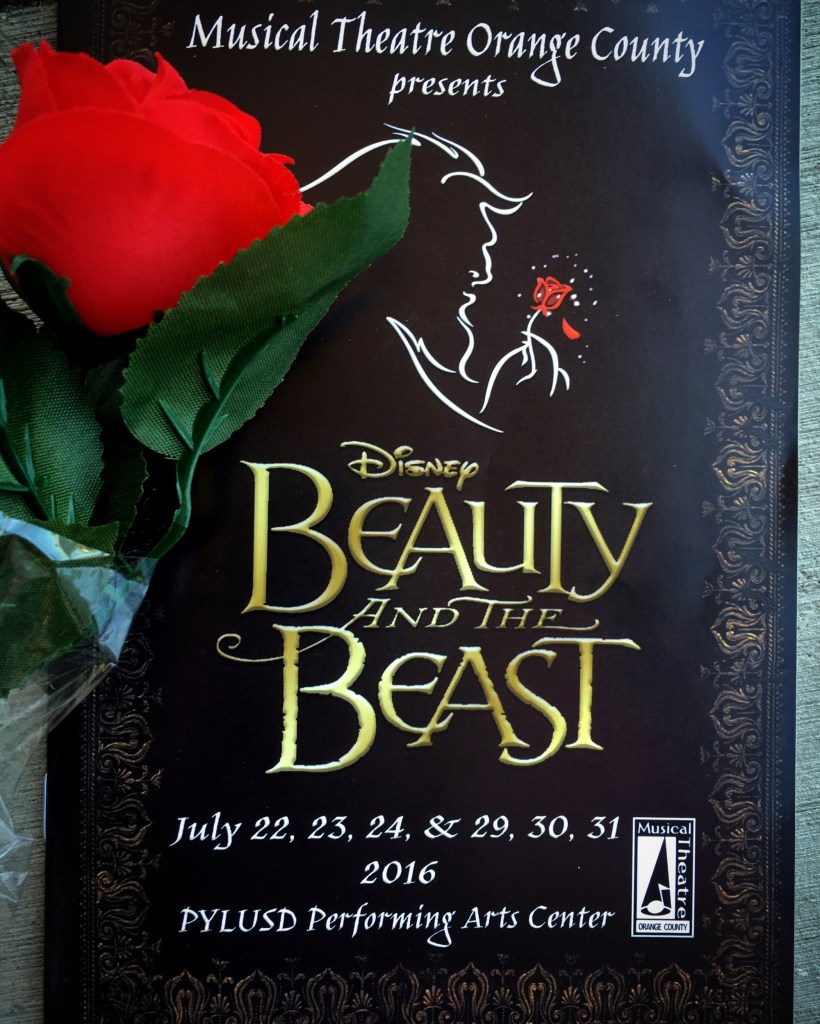 Beauty and the Beast at the Musical Theatre