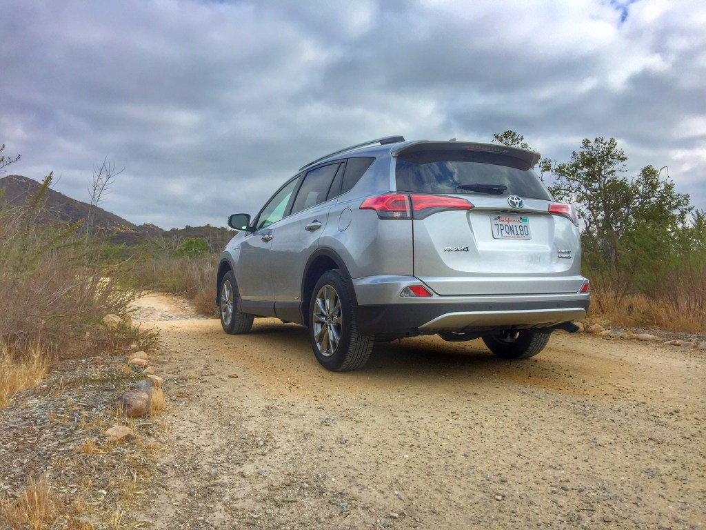 Exploring with the Toyota Rav4