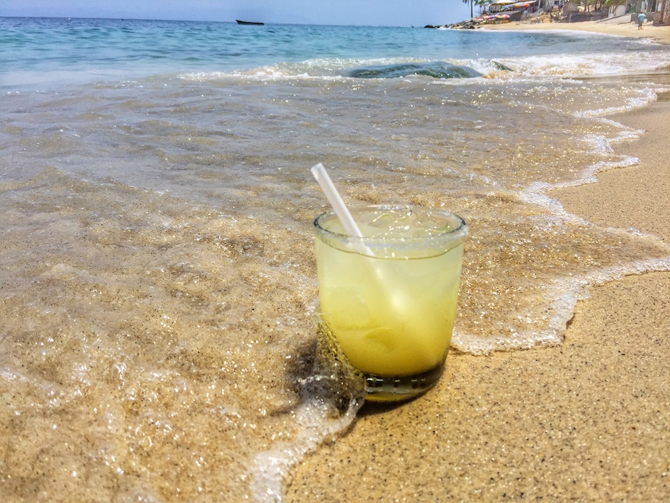 Margarita at Las Animas Beach in Puerto Vallarta